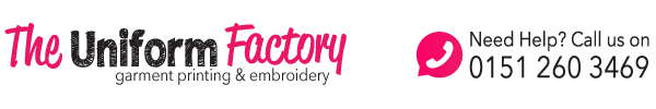 The Uniform Factory - T-Shirt Printing & Embroidery - Liverpool